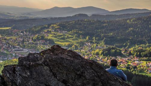 Silberberg Aussicht Bodenmais Retreat