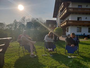 Group Coaching Sonnenfels Retreats