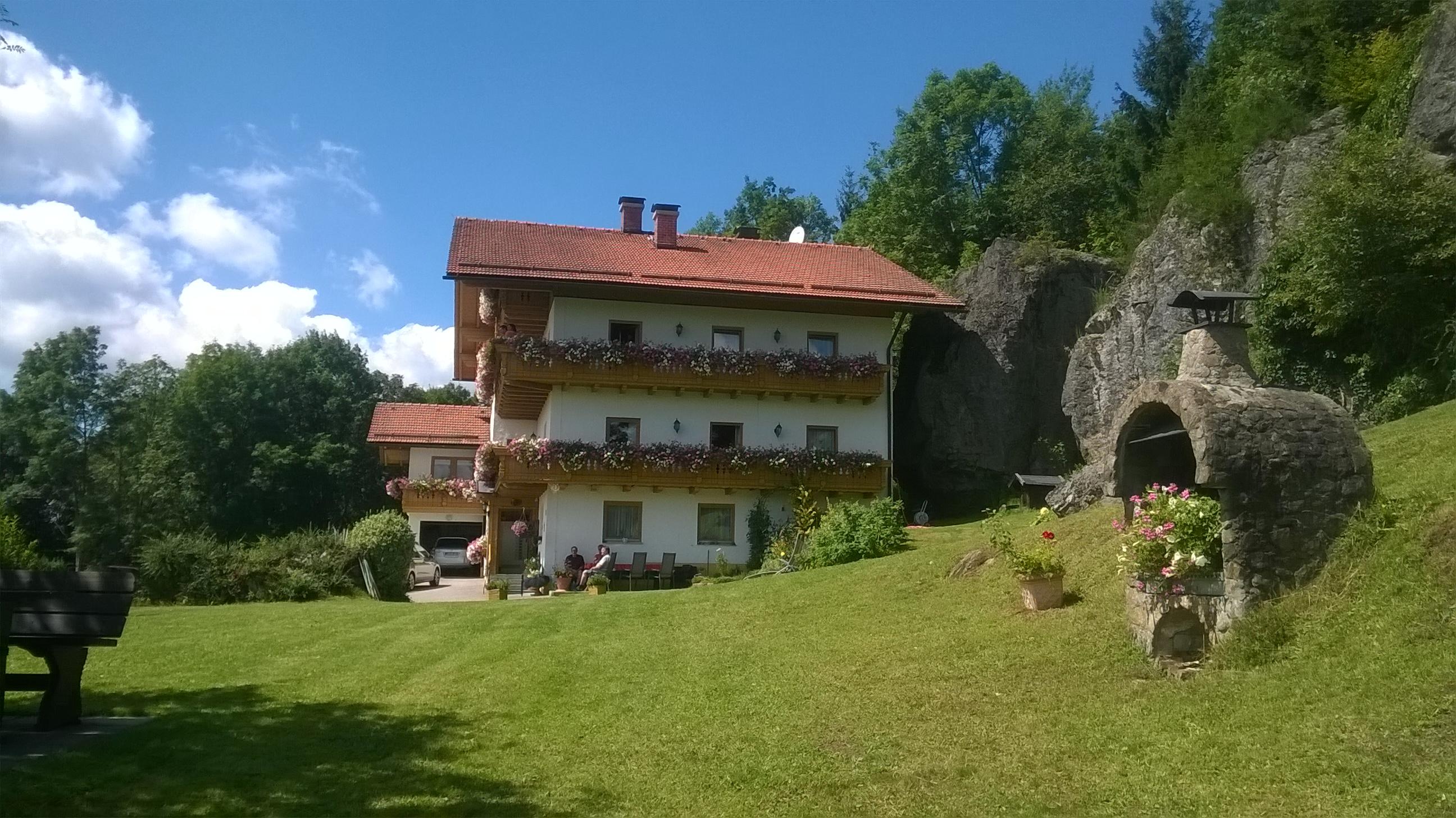 Haus Sonnenfels - BBQ Area