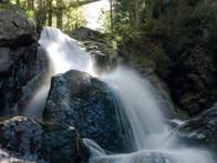 Rissloch Wasserfall Bodenmais Waterfall