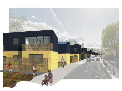 Allotment Community Housing, London