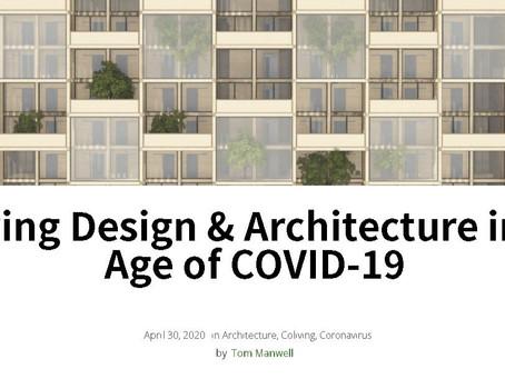 Coliving Design & Architecture in The Age of COVID-19