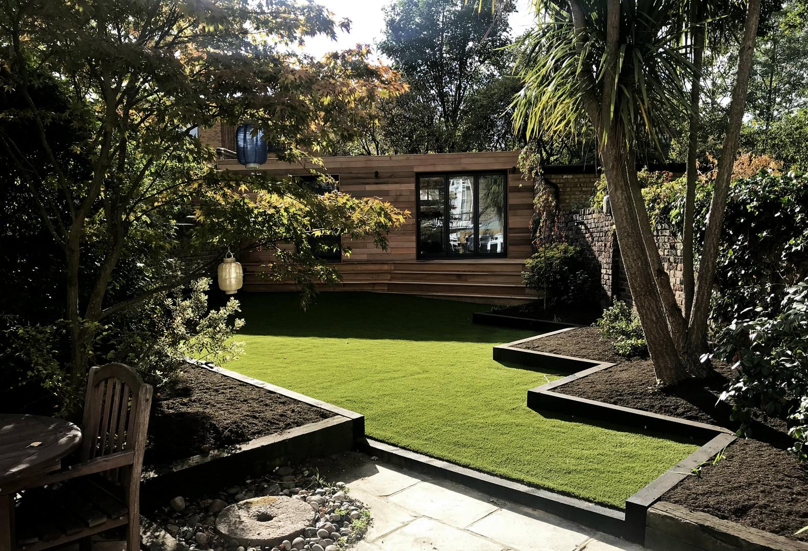 Natural Garden Room