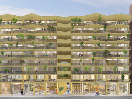 Sustainable Urban Coliving, London
