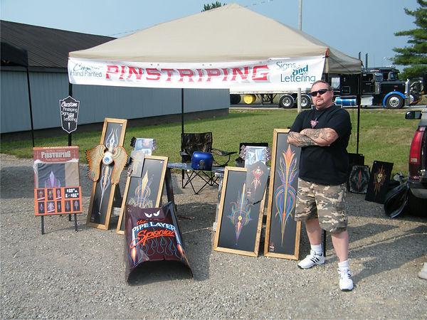Pinstriping Brantford Ontario