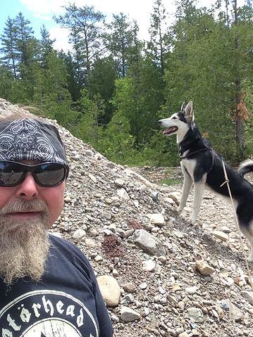 Hiking Bruce Penninsula
