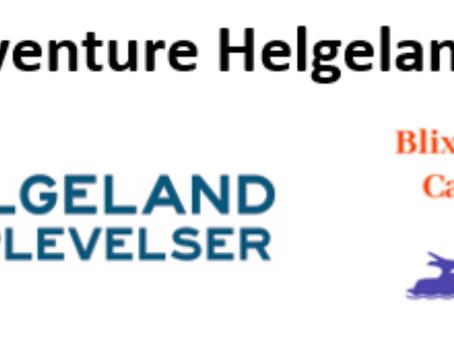 Adventure Helgeland: Partnerskap mellom Helgeland Opplevelser og Blix Event Helgeland.