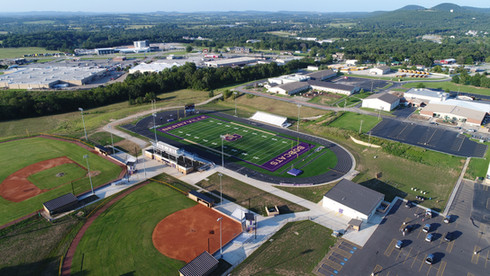 Berryville High School Stadium