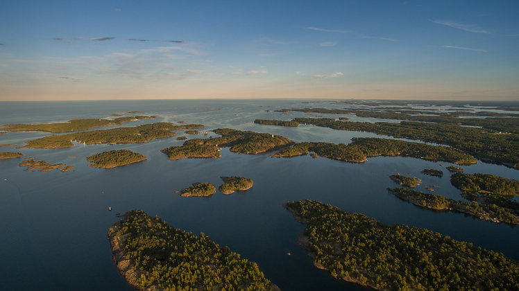 Schweden - Västervik
