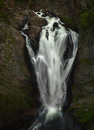 Norwegen - Vøringfossen