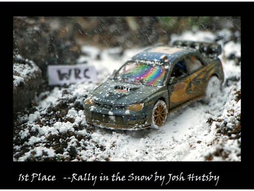 """Photography Competition - November 2019 """"Toys"""""""