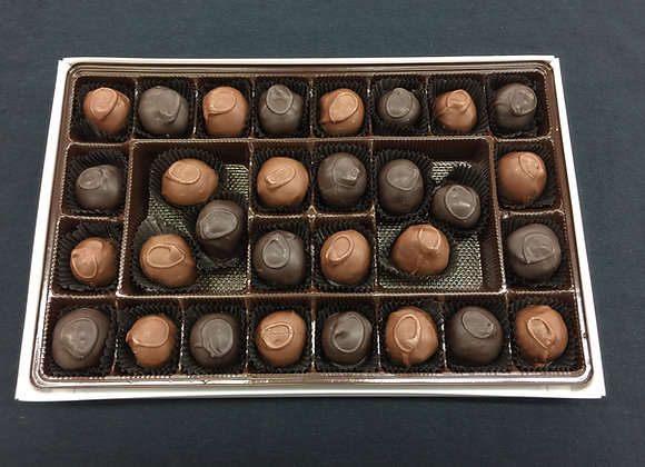 1lb Box of Mixed Assorted Chocolate Cherries