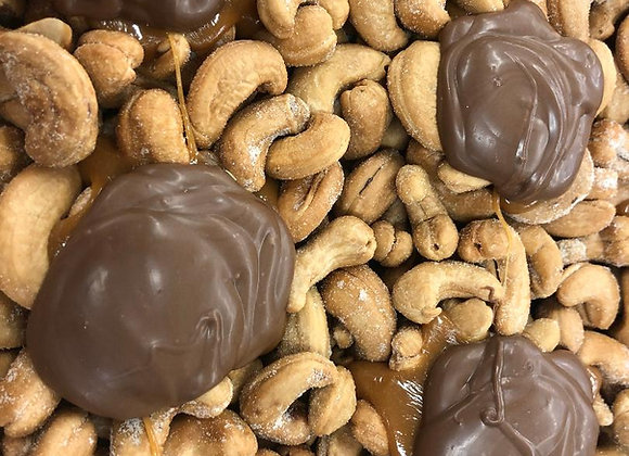 Chocolate, Caramel and Cashews 2 Pack