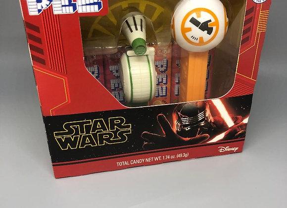Star Wars Pez Gift