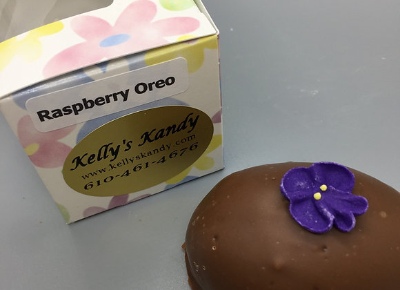 Limited Edition 1/4lb. Raspberry-Oreo Egg