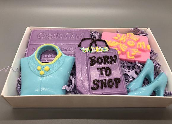 Born To Shop Set