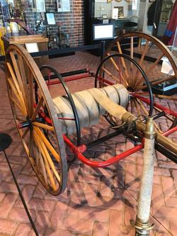 1924 Hose Cart