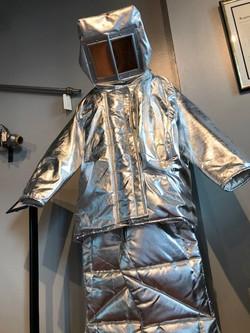 1950s Hazmat Suit