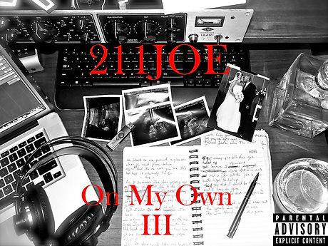 On My Own III cover.jpg