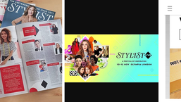 We're through to the finals of the Stylist Creators Collective Campaign!