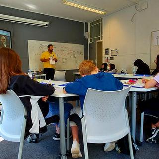 SKOLA English in London Junior Summer School Young London Class.jpg