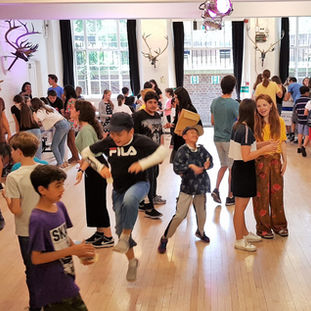 English Summer School Friday Party and Disco