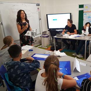 SKOLA Camden Classroom