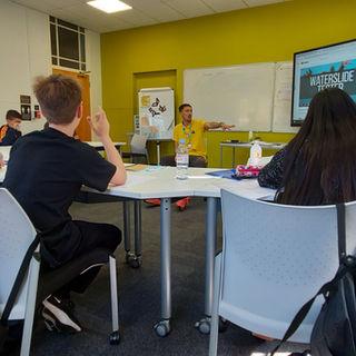 SKOLA English in London Junior Summer School Class.jpg