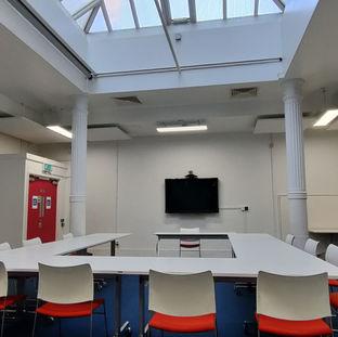 Classroom at SKOLA Camden