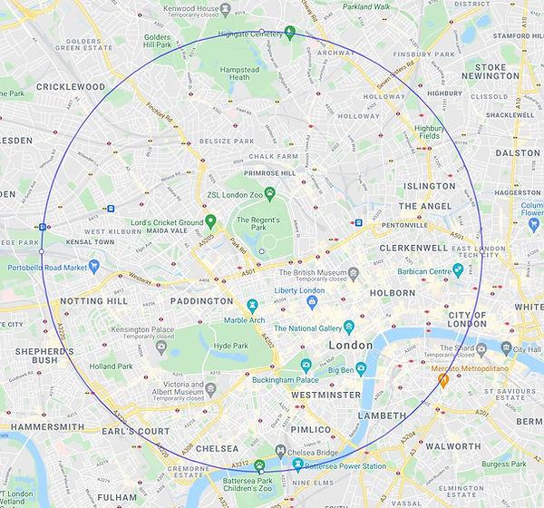 Map SKOLA Car Service London.JPG