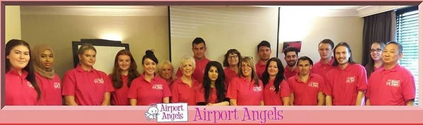 Airport Angels are available if rquired for 10-13 year olds