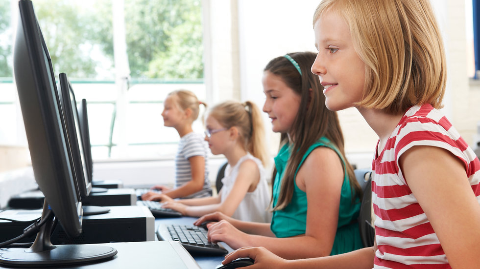 Group English for Schools 45-minute online lesson with an English teacher