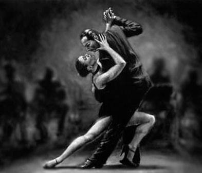 История создания самого красивого и страстного танца - танго