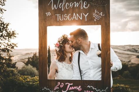 Bröllop i Toscana Villa no 1