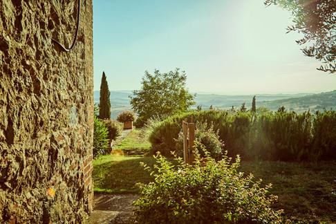 Toscansk villa