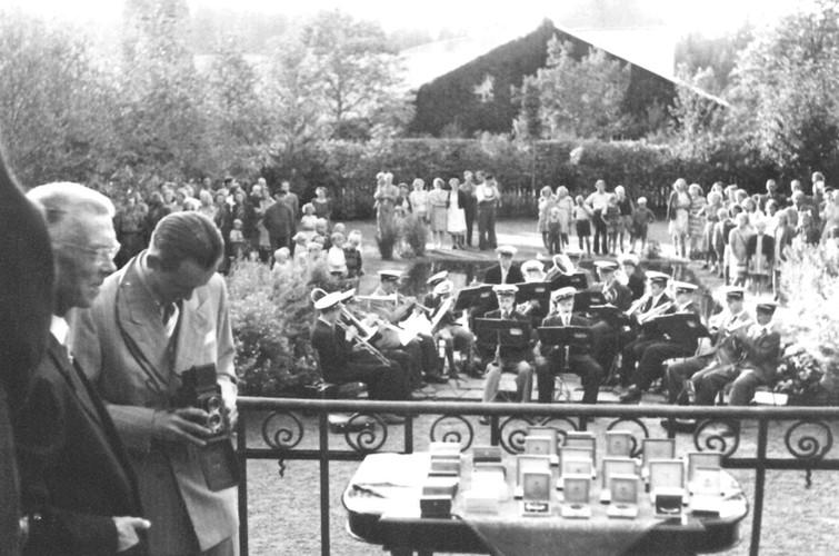 Rydahls musikkåœr. 1947