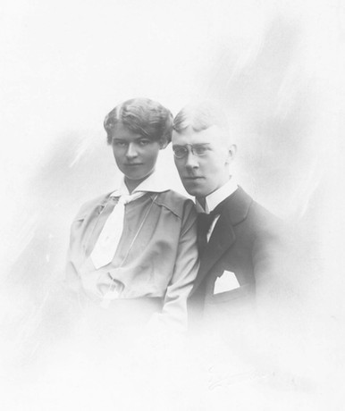 Torsten och Willy Ek 1913