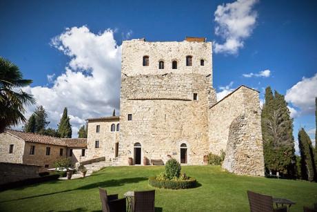 Tornet från med gamla anor