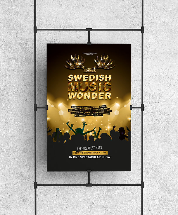 Swedish Music Wonder