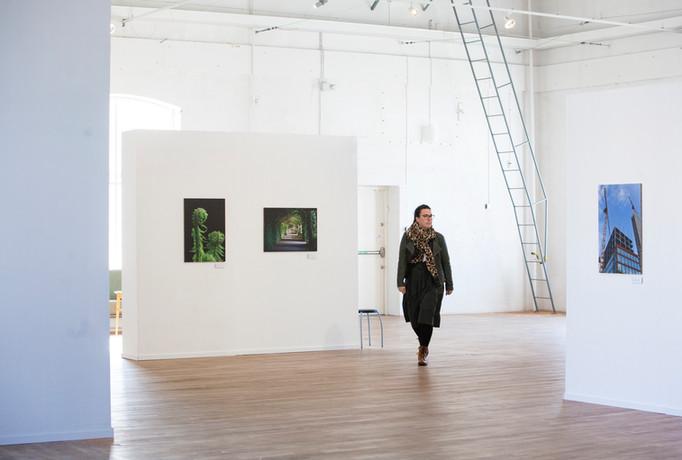 Utställning- eller konferenslokal