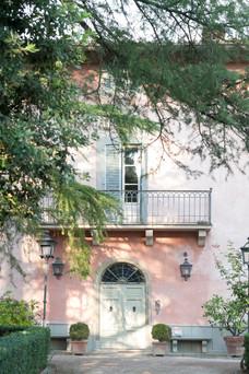 Villa framsida