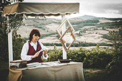 Bröllop i Toscana - Gelato