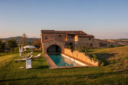 Villa no 6 med pool