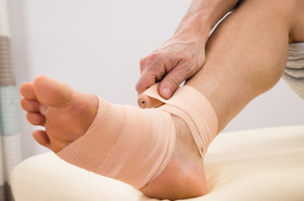 Ankle Sprains and Ankle Fractures