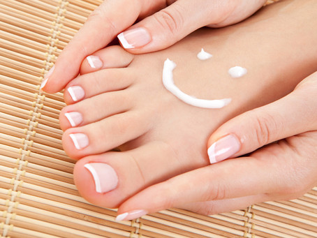 7 Important Foot Care Tips