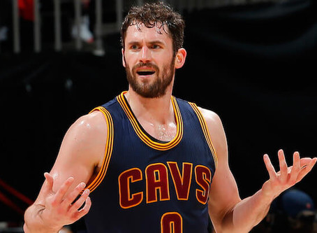 Cleveland Cavaliers' Kevin Love out at Least 6 Weeks After Foot Surgery