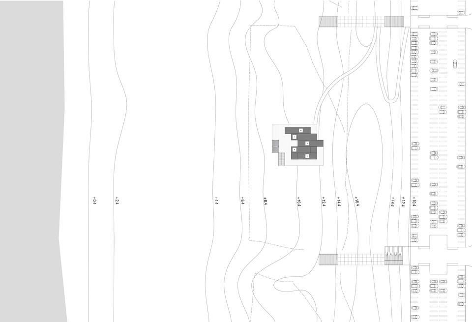 strandpavilioen concept RAAM-SITUATIE 1-