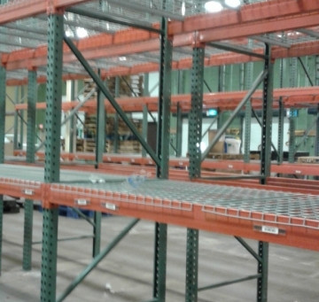 Bonded warehouse storage