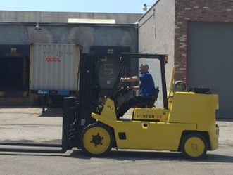 New equipment and capacity.  Custom 22,000 plus forklift for your needs.  Special thanks to Dan C.(a