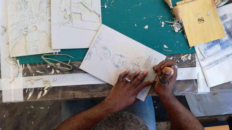GreatArt Londres - workshop